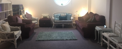 Hypnobirthing Lounge at Blooming Bamboo Wellness Centre