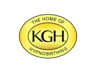 Trained with KG HypnoBirthing
